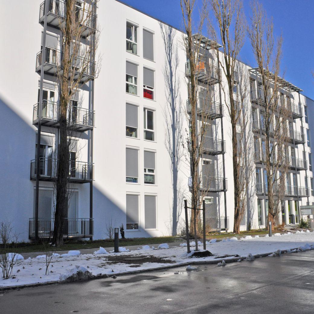 Vom Bürogebäude zum Studentenwohnheim